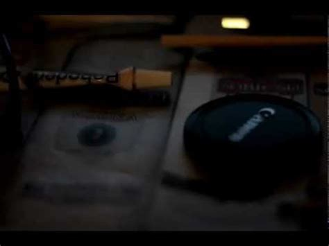 Canon Eos 450D movie record test - YouTube