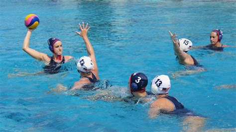 In Women's Water Polo, Americans Aim For A Repeat : The
