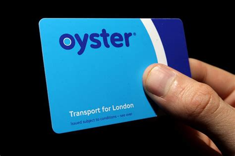 Oyster card website and phone lines down this weekend