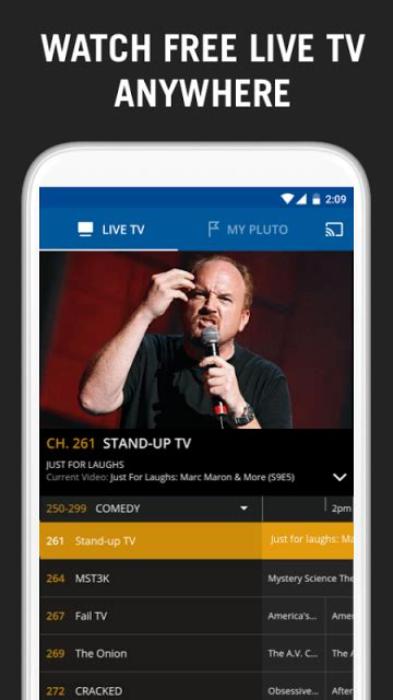 Pluto TV   Download APK for Android - Aptoide
