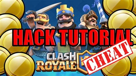 CLASH ROYALE HACK GEMS AND GOLD | CLASH ROYALE HACK CHEAT