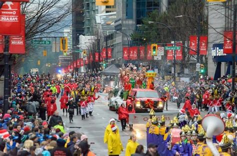 2019 Santa Claus Parades in and around Vancouver | To Do