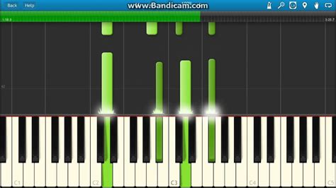 How to play Almost is Never Enough on piano - Ariana