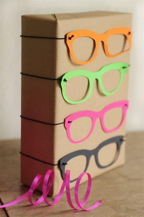 40 (Easy to Cut) DIY Paper Glasses Craft Ideas