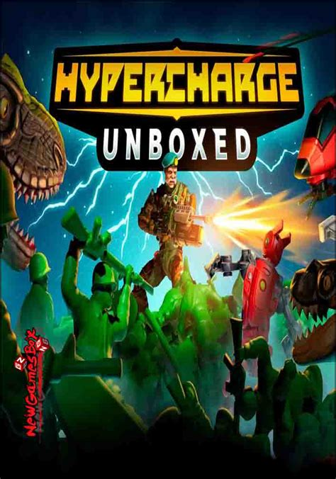 HYPERCHARGE Unboxed Free Download Full Version PC Setup