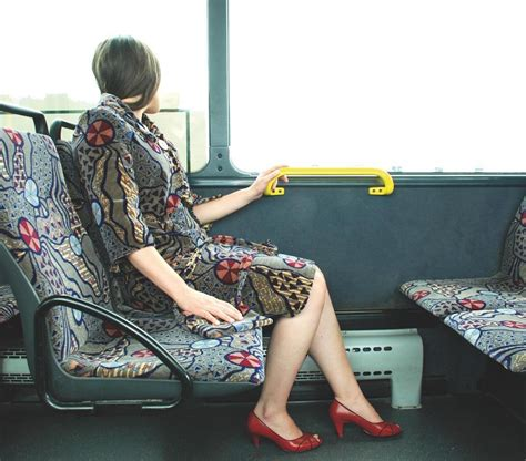 Outfits Sourced From German Public Transportation Fabric