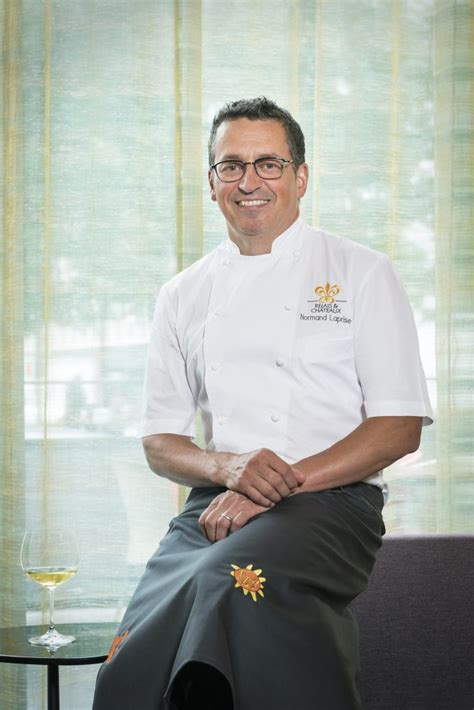 Celebrity Chef Dinner with Normand Laprise, John Higgins