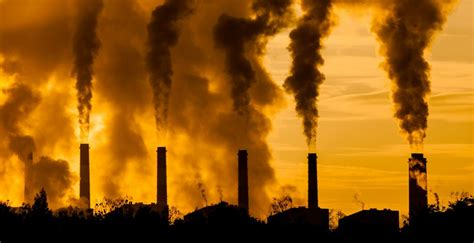 Industrial Pollution: Slowly Smothering The Lives Of The
