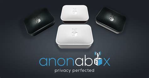 Anonabox   Privacy Protected   Tor Router   VPN Router
