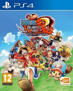 One Piece Unlimited World Red, Deluxe Edition para