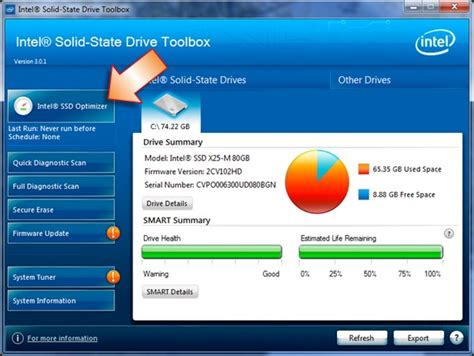 Optimize Your Intel® SSD Performance with Intel® SSD Toolbox
