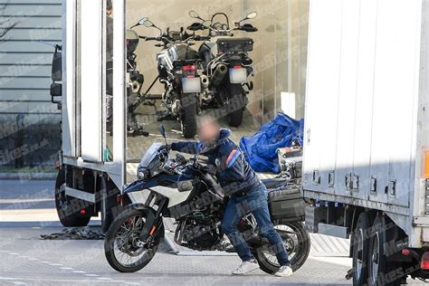 The new BMW F850 GS is Imminent