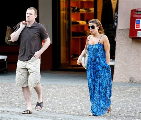 """Wayne Rooney and Wife """"2012"""" 