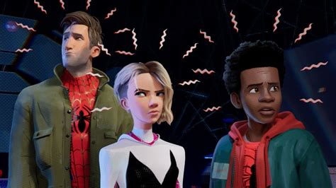 Into the Spider-Verse Explained: Who Are These Other