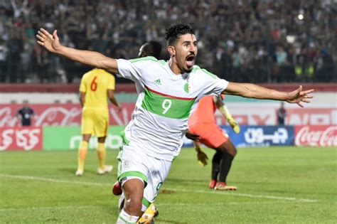 40 goals in 28 games and backed by Xavi, Baghdad Bounedjah