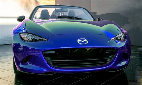 2016 Mazda MX-5 Colorizer Shows Roadster Look In 26 New Paints
