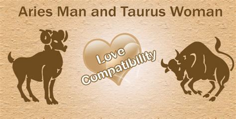 Aries Man and Taurus Woman Love Compatibility - Ask My Oracle