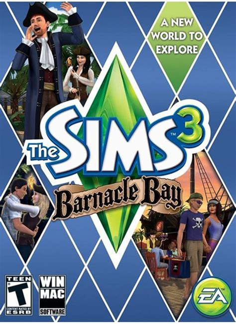 The Sims 3 Barnacle Bay PC/Mac Download - Official Full Game