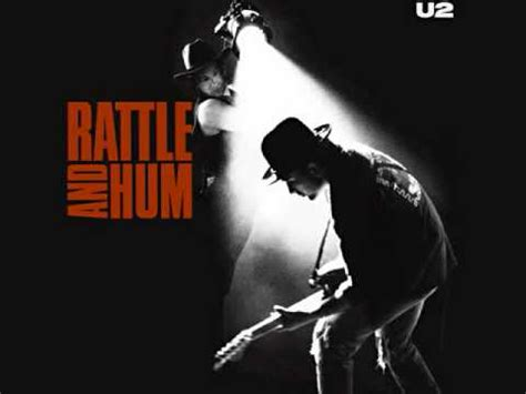 U2 - Rattle And Hum - 17 - All I Want Is You - YouTube