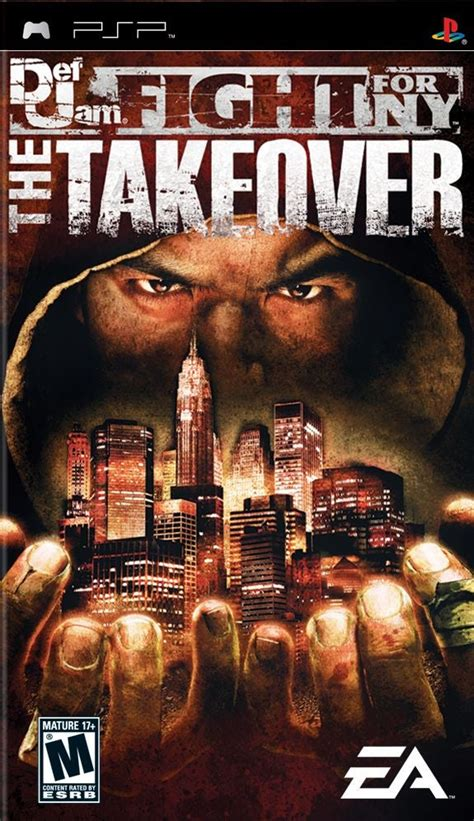 Def Jam Fight for NY: The Takeover - PlayStation Portable