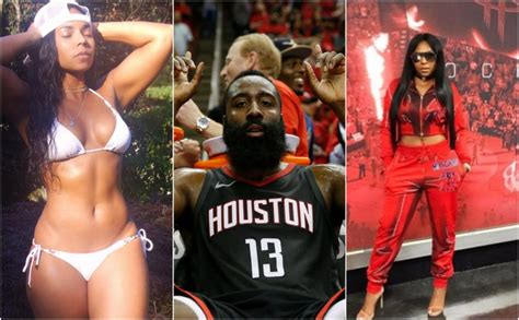 James Harden Is Reportedly Dating R&B Singer Ashanti (PICS