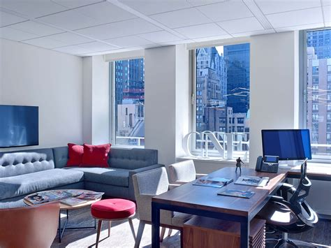 A Look Inside Condé Nast Entertainment's NYC Office
