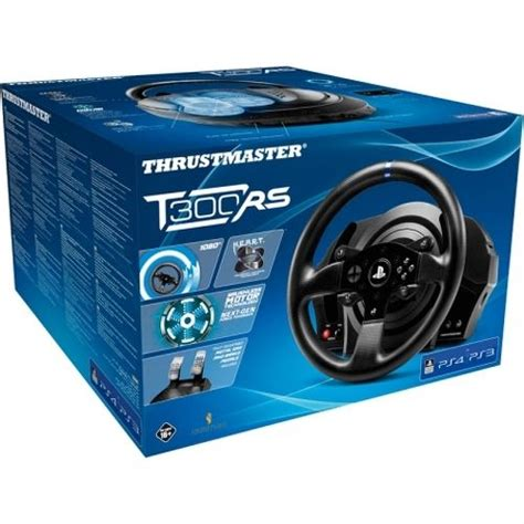 Volan Thrustmaster - T300RS (PC, PS3, PS4) - 4160604 - eMAG