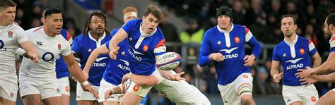 Le pack Hôtel France-Angleterre : Weekend Rugby Tournoi