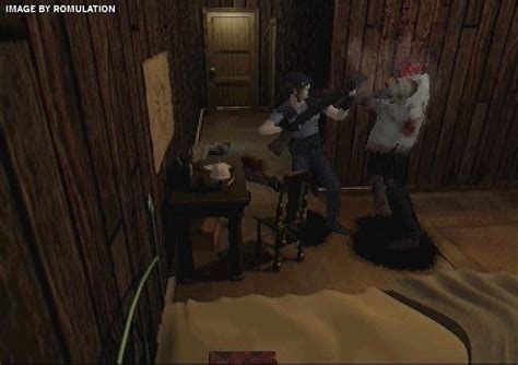 Resident Evil (USA) PSX / Sony PlayStation ISO Download