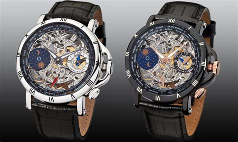 Montre Theorema Phases de Lune   Groupon Shopping