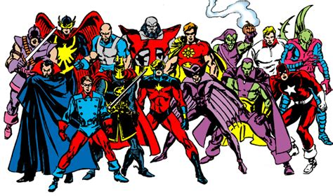 Legion of the Unliving (Avengers/Silver Surfer foes)