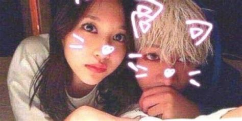 Mina & BamBam allegedly dating, JYPE says they're just