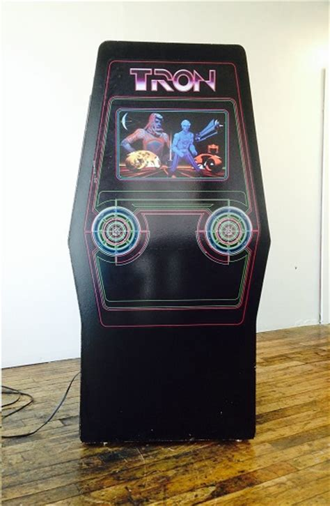 Tron Video Arcade Game for Sale | Arcade Specialties Game