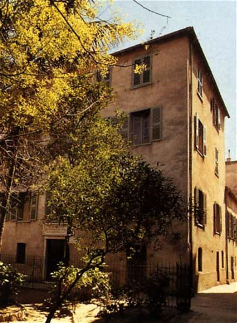 National Museum of the Bonaparte Residence in Corsica
