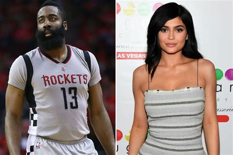 James Harden Parties With Kylie Jenner, Hits Strip Club