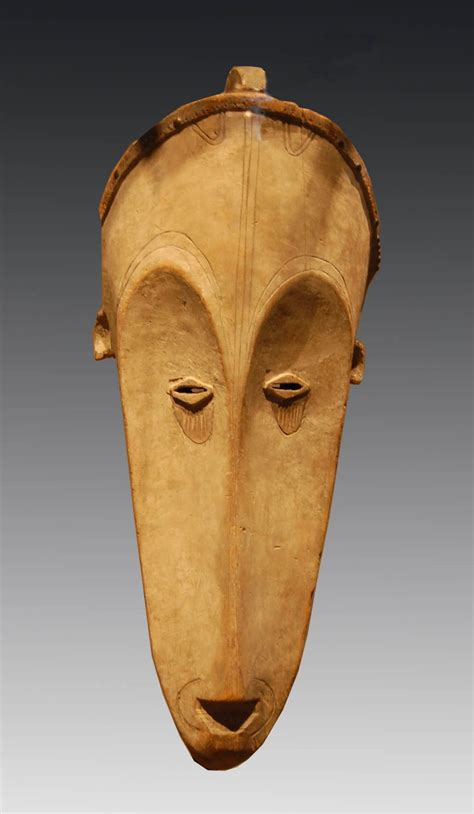 Fang - masques | Art africain traditionnel, Masques