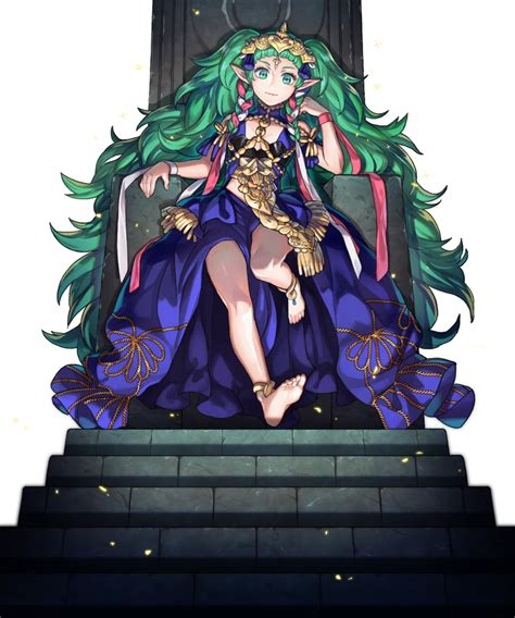 Sothis: Girl on the Throne - Fire Emblem Heroes Wiki