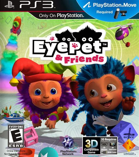 EyePet & Friends - PlayStation 3 - IGN