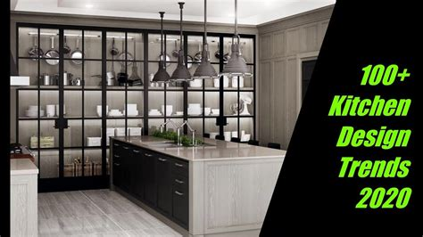 100 Kitchen Design Trends for 2020 - YouTube