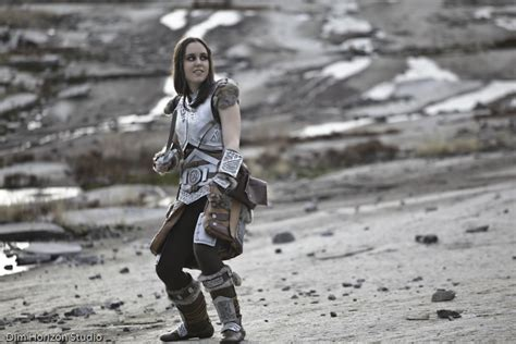 Lydia from Skyrim: Gallery