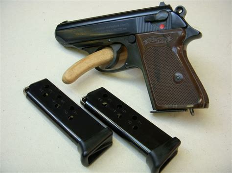 Walther PPK-L cal 7