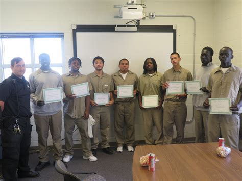Incarcerated youth at NCYF graduate from Thinking for a