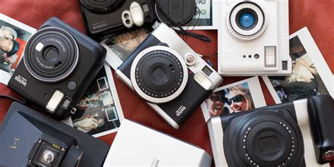 The Best Instant Camera: Reviews by Wirecutter | A New