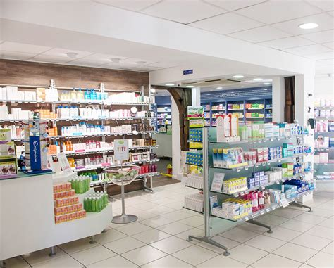 Pharmacies Mobilier Th
