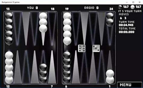 Backgammon 16 games for Windows 10 PC Free Download - Best
