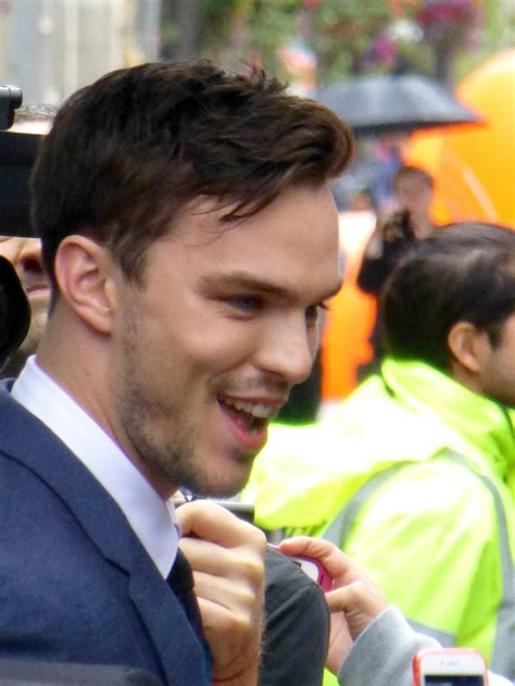 List of roles and awards of Nicholas Hoult - Wikipedia