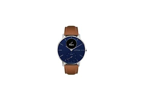 Withings Steel HR Fitnessuhr Adulte Unisexe, 36mm-Rose