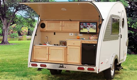 Teardrop Campers That Will Make You Smile - 50 Campfires