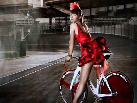 Keirin Japanese cycle racing promotes the girls | Japan Trends
