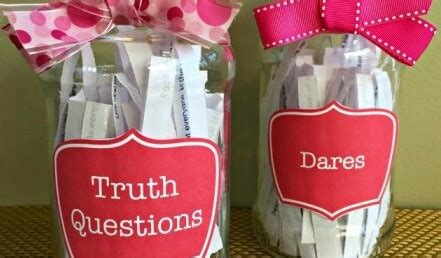 100 Truth or Dare Questions for Tweens: {Free Printable
